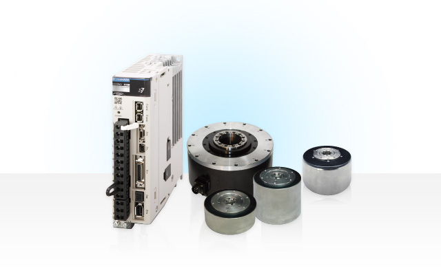 Servo drives machine controllers products solution for Direct drive servo motor