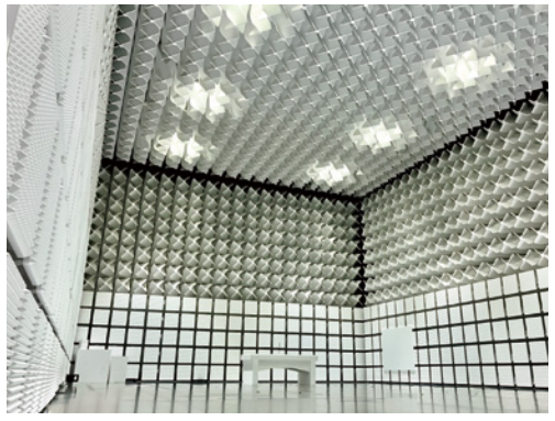 EMC testing facility